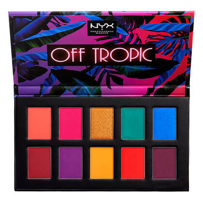 Off Tropic Shadow Palette