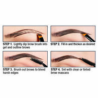 Eyebrow Gel - Gel sourcils