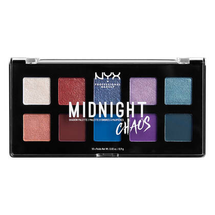 Midnight Chaos Shadow Palette - palette yeux