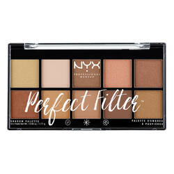 Palette fards a paupieres Perfect Filter Shadow Palette