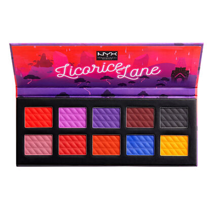 Licorice Lane Shadow Palette