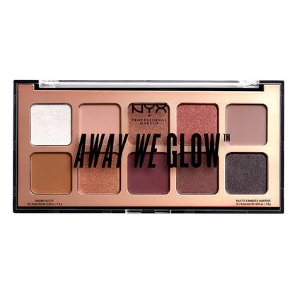 Away We Glow – Palette d'Ombres à Paupières