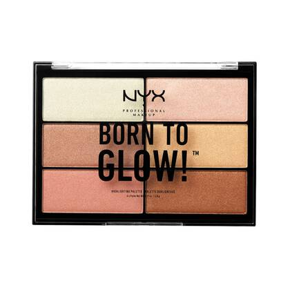 Born To Glow Highlighting Palette - palette illuminatrice