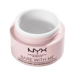 Base perfectrice hydratante en gel Bare With Me