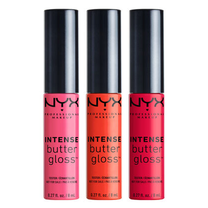 Set de 3 Intense Butter Gloss n°6