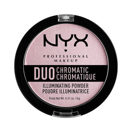 Duo Chromatic Highlighter - Poudre Compacte