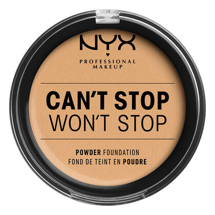 Can't Stop Won't Stop Powder Foundation - fond de teint en poudre