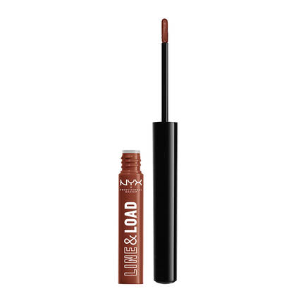Line & Load All-In-One Lippie - rouge à lèvres