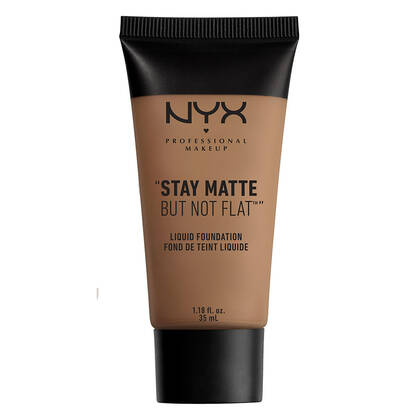 Stay Matte But Not Flat Fond de teint liquide