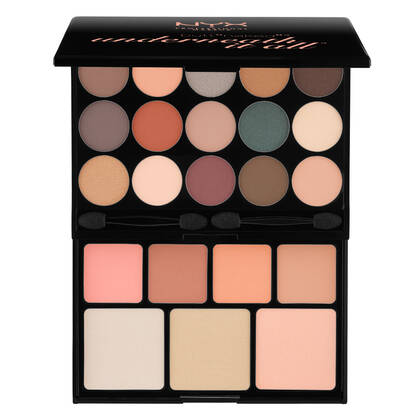 Butt Naked - Underneath It All Palette  - Palette Yeux