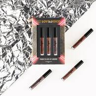 COFFRET LÈVRES PROUD TO LOVE LIP LINGERIE