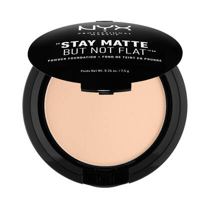 Stay Matte But Not Flat - Fond de teint poudre