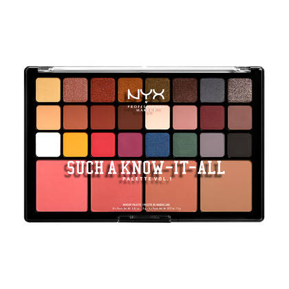 Such A Know-It-All Palette Teint Et Yeux