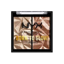 Born To Glow Icy Highlighter Duo